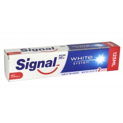 Signal White System, Pasta...