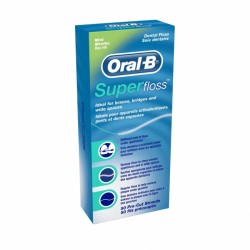 Oral-B Super Floss – Ata...