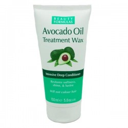 Beauty Formulas Avocado Oil...