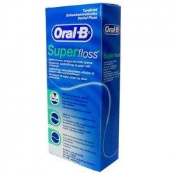 Oral B Super Floss - Set...